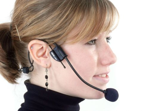 headset telsiz mikrofon kiralama